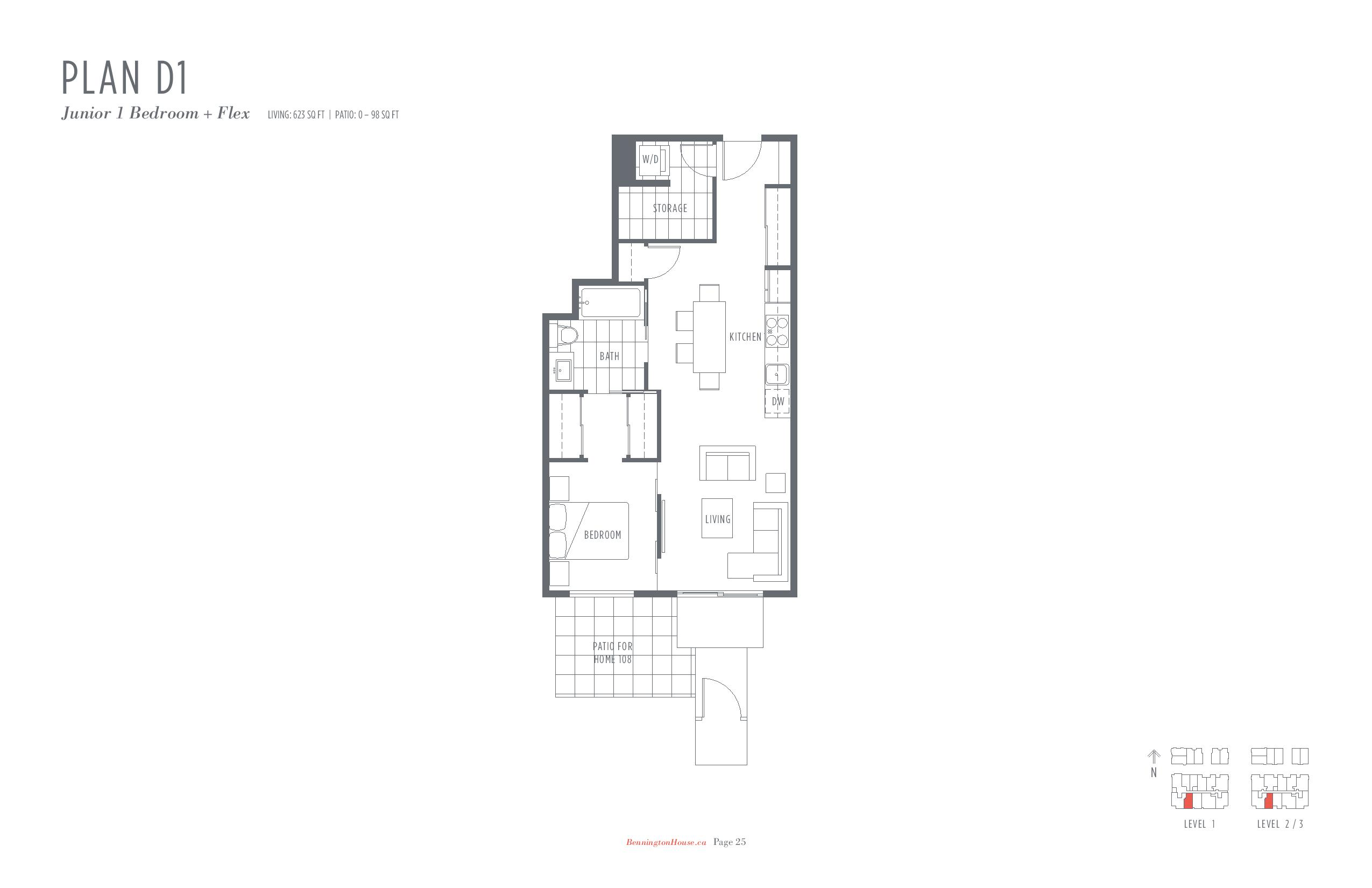 Bennington House Floor Plans Mike Stewart Vancouver Presale Condos-page-013