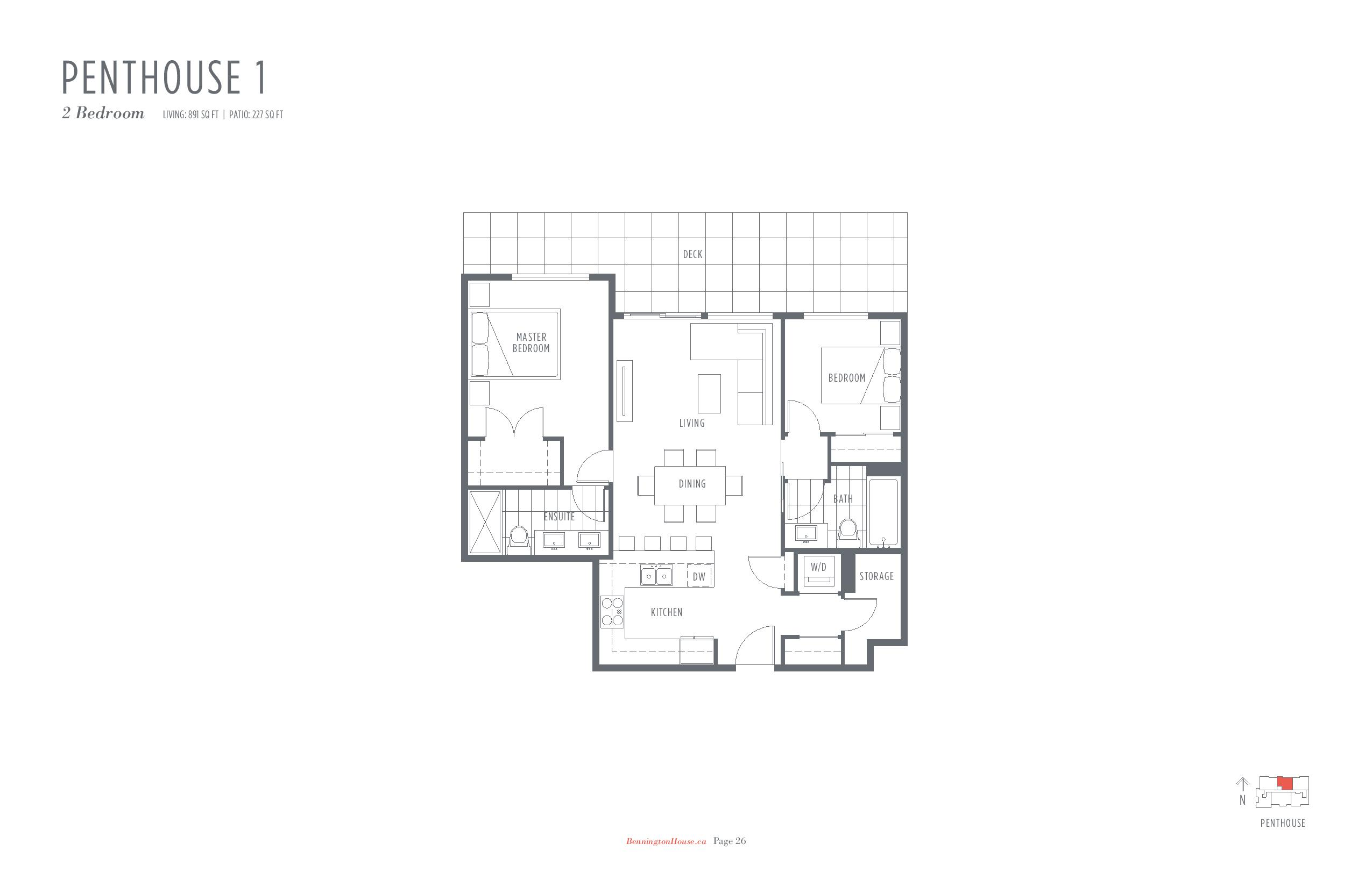 Bennington House Floor Plans Mike Stewart Vancouver Presale Condos-page-014