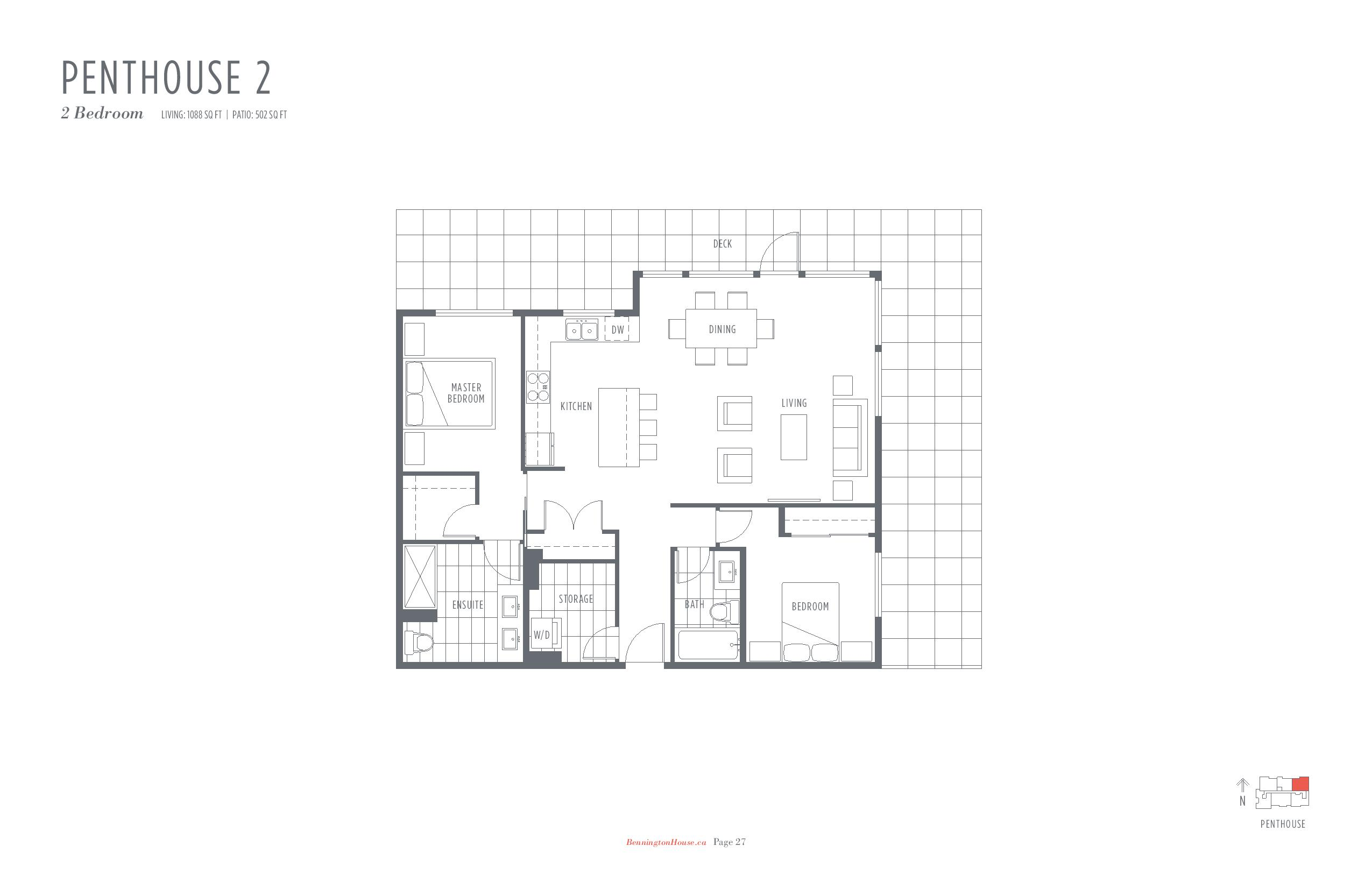 Bennington House Floor Plans Mike Stewart Vancouver Presale Condos-page-015