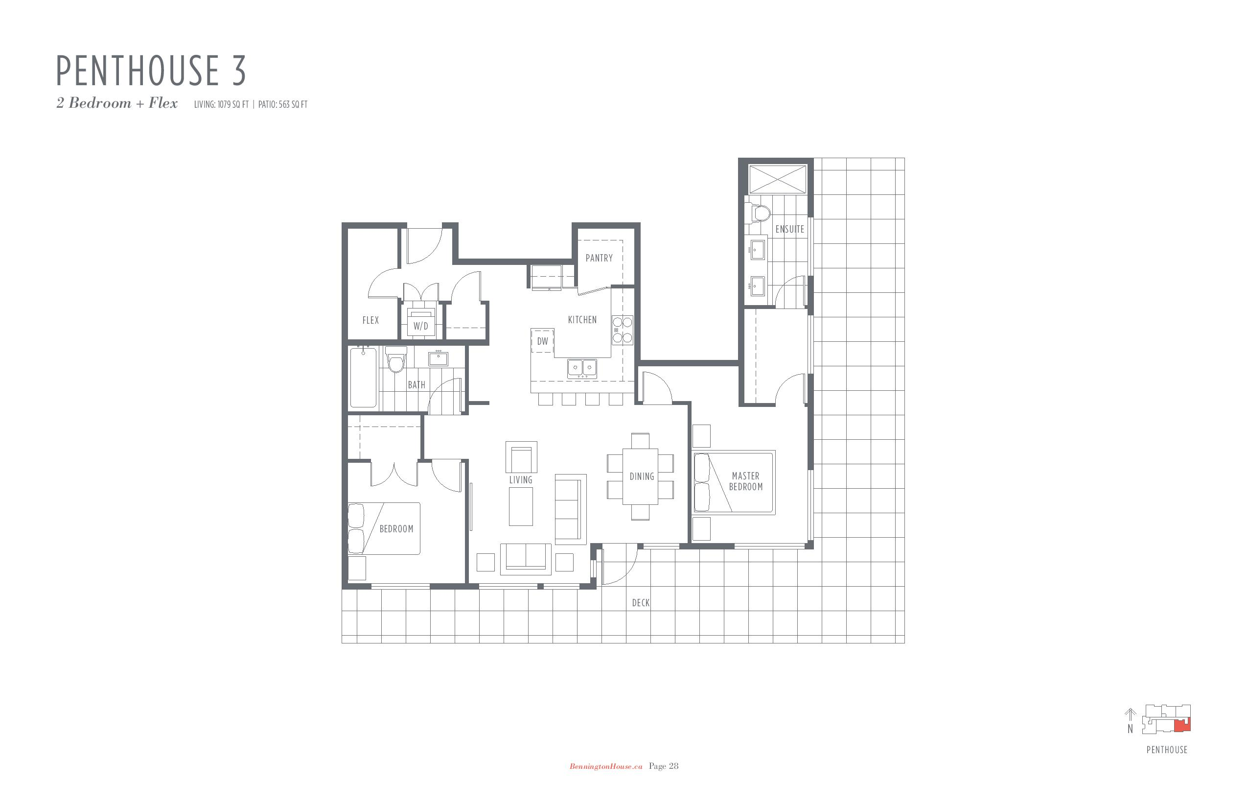 Bennington House Floor Plans Mike Stewart Vancouver Presale Condos-page-016