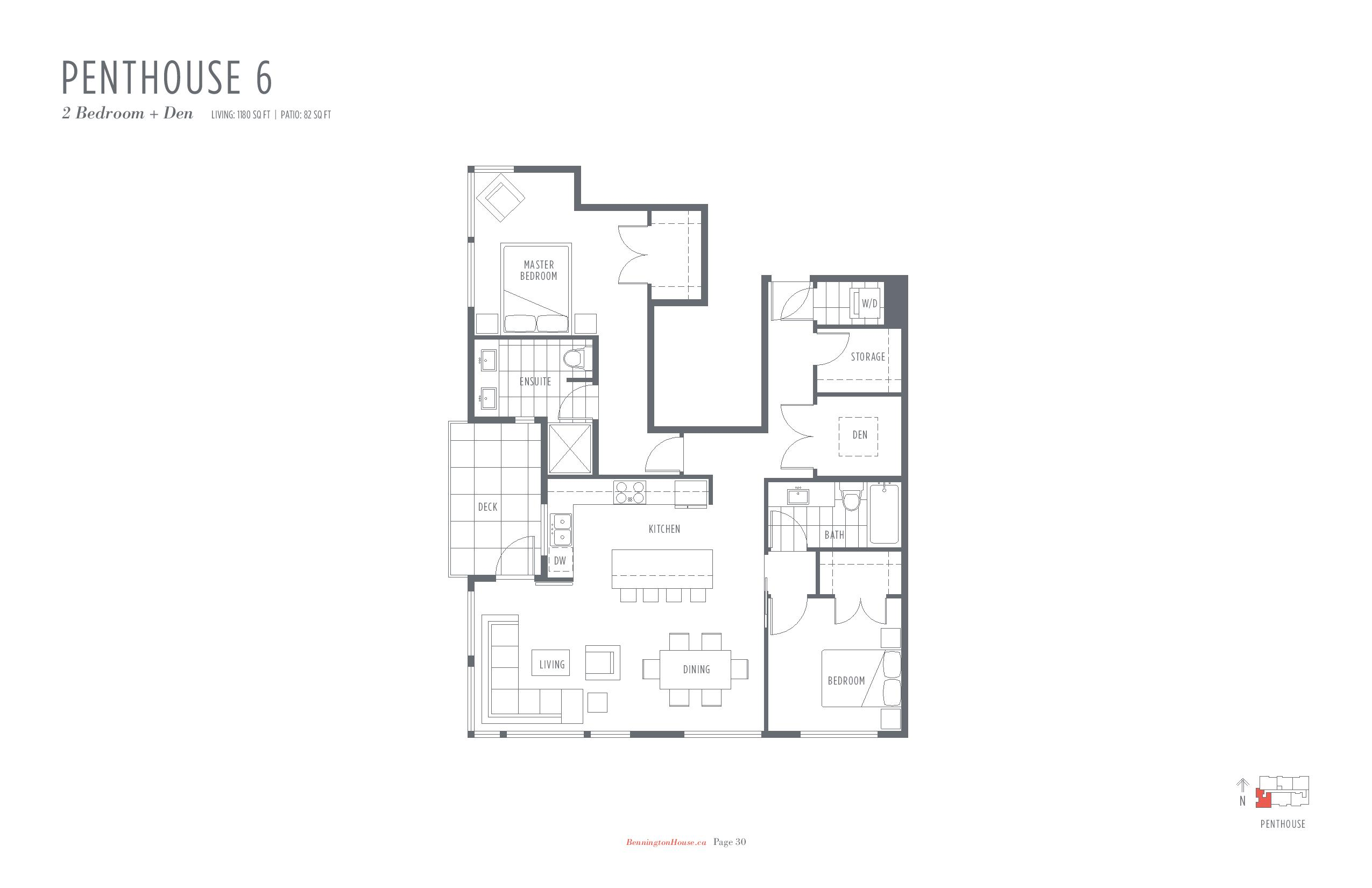 Bennington House Floor Plans Mike Stewart Vancouver Presale Condos-page-018