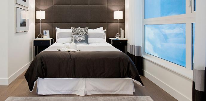 Boulevard Bedroom Rendering
