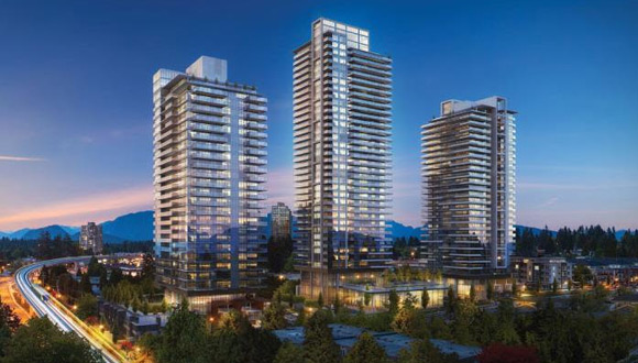 Lougheed Presale Condos