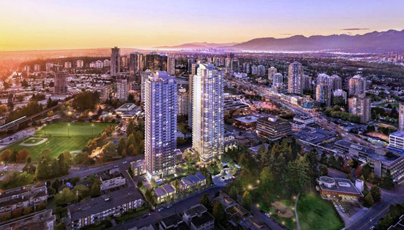 Metrotown Presale Condos