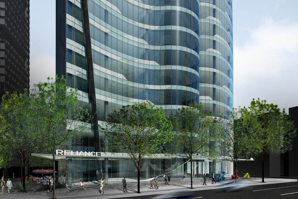 Burrard Gateway Commercial Rendering 4 Mike Stewart Vancouver New Condos