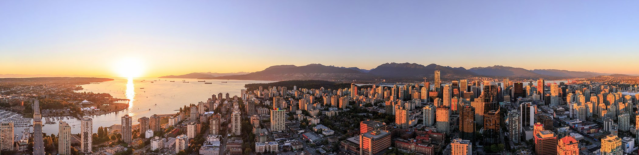 Burrard Place View Shot Mike Stewart Vancouver Realtor