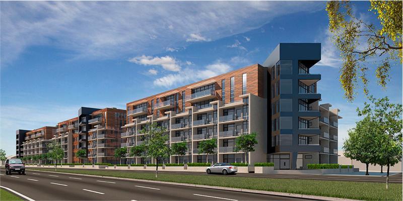 Cambie & 35th Exterior Rendering