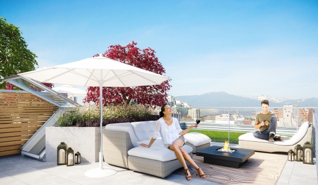 Canvas Vancouver Rooftop Decks