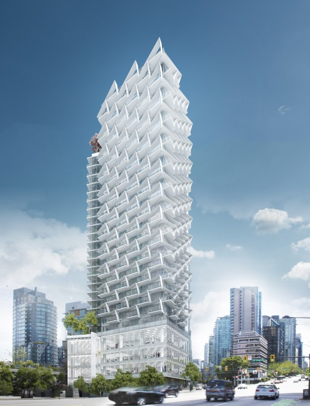 Cardero by Bosa Mike Stewart Vancouver Realtor