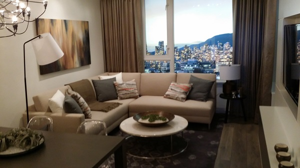 Citti Living Room Mike Stewart Presale Condo 2