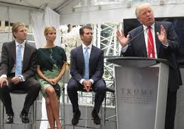 Donald Trump Discussing Trump Vancouver