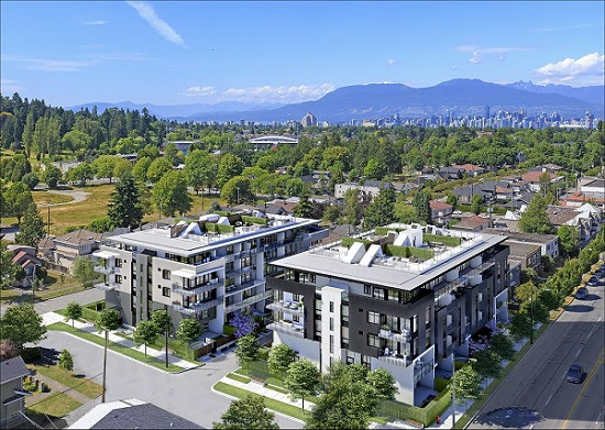 Eastpark Vancouver Between Main Street &  Queen Elizabeth Park – Pricing & Floor Plans Available!