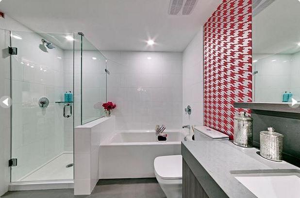 Framework Bathroom 2 Mike Stewart Vancouver Presale Condos