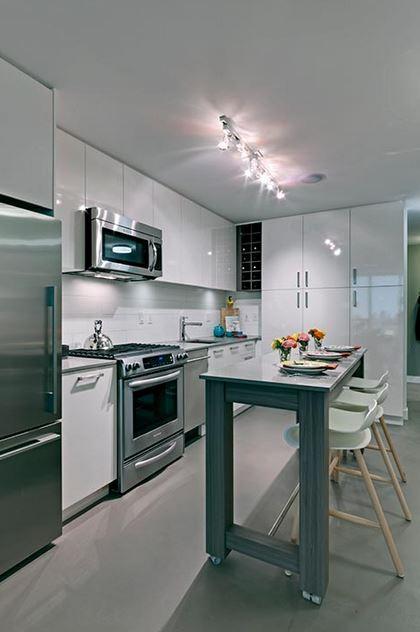 Framework Kitchen Mike Stewart Vancouver Presales