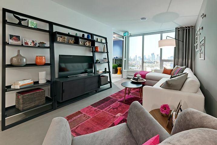 Framework Living Room