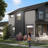 George, Vicini Homes' latest project.