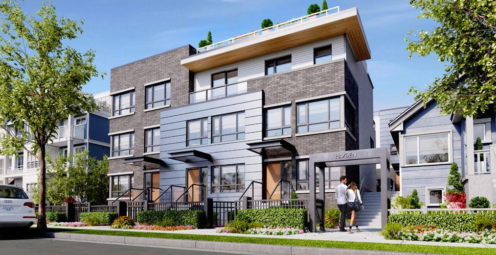 Hayden Townhomes—16 Boutique Townhomes In Mount Pleasant – Pricing & Floor Plans Available!