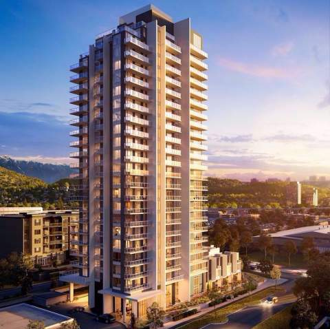 Juneau Is A Burnaby Condominium Development In The Brentwood Town Centre Neighbourhood.