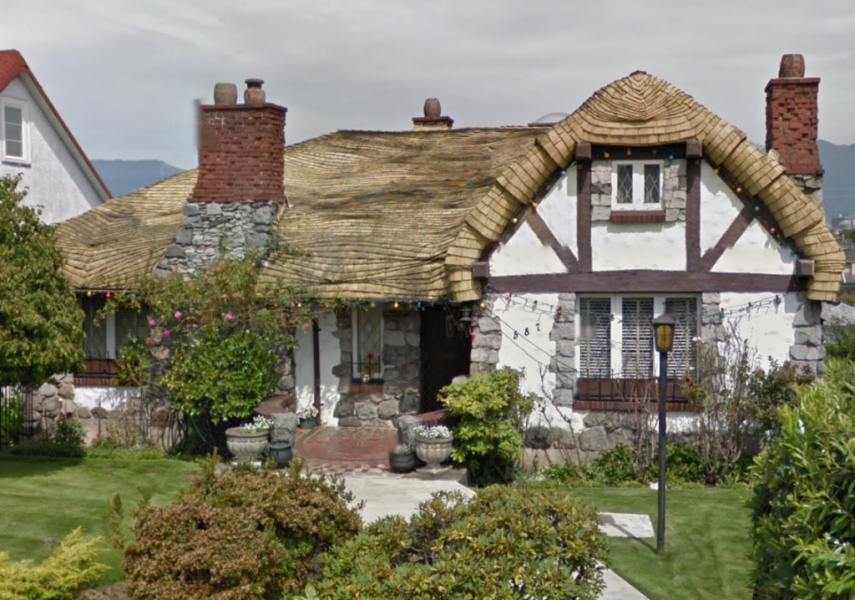 King Edward Green Hobbit House