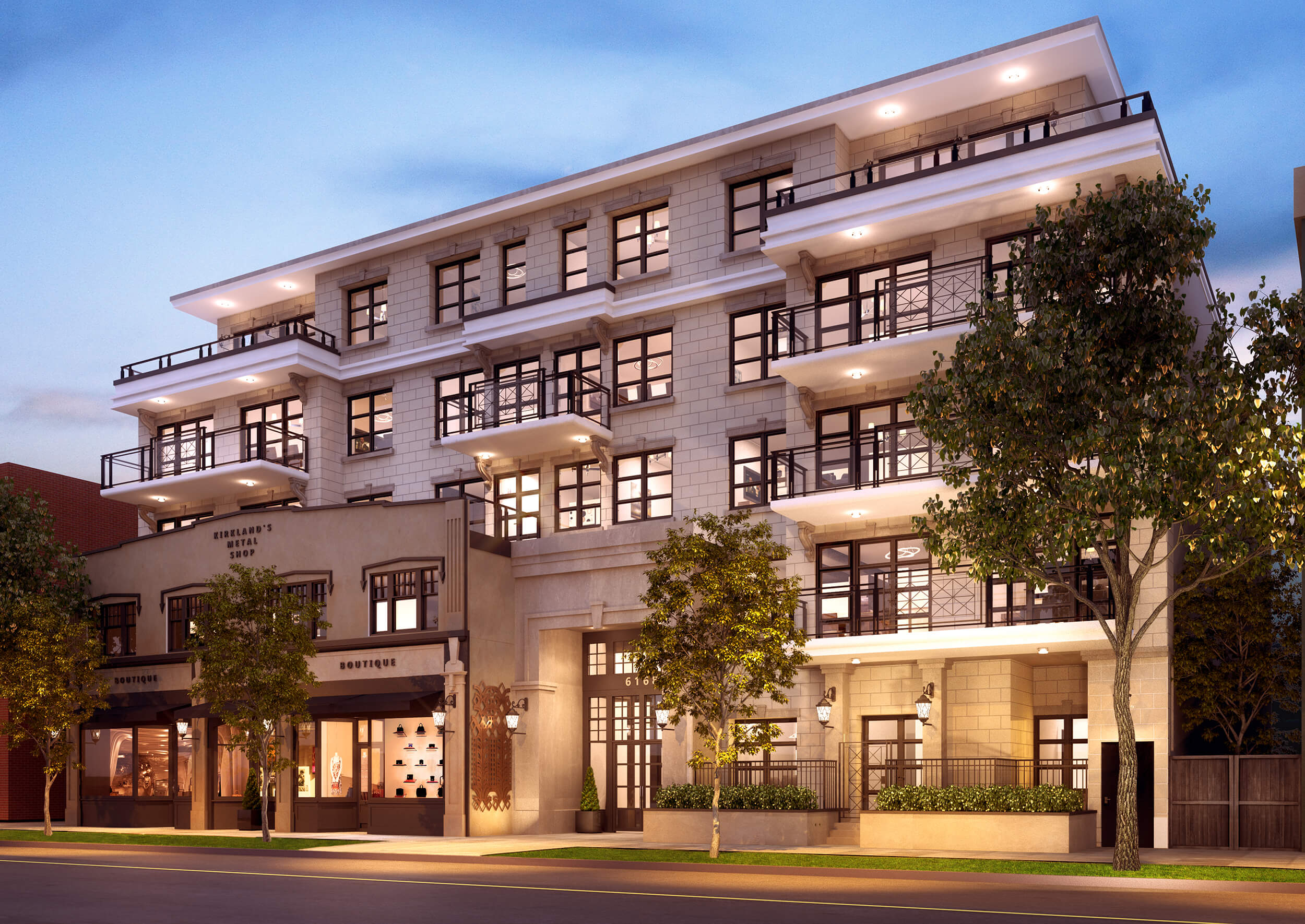 The Kirkland By Bogner – A Limited Collection Of Distinguished Kerrisdale Residences