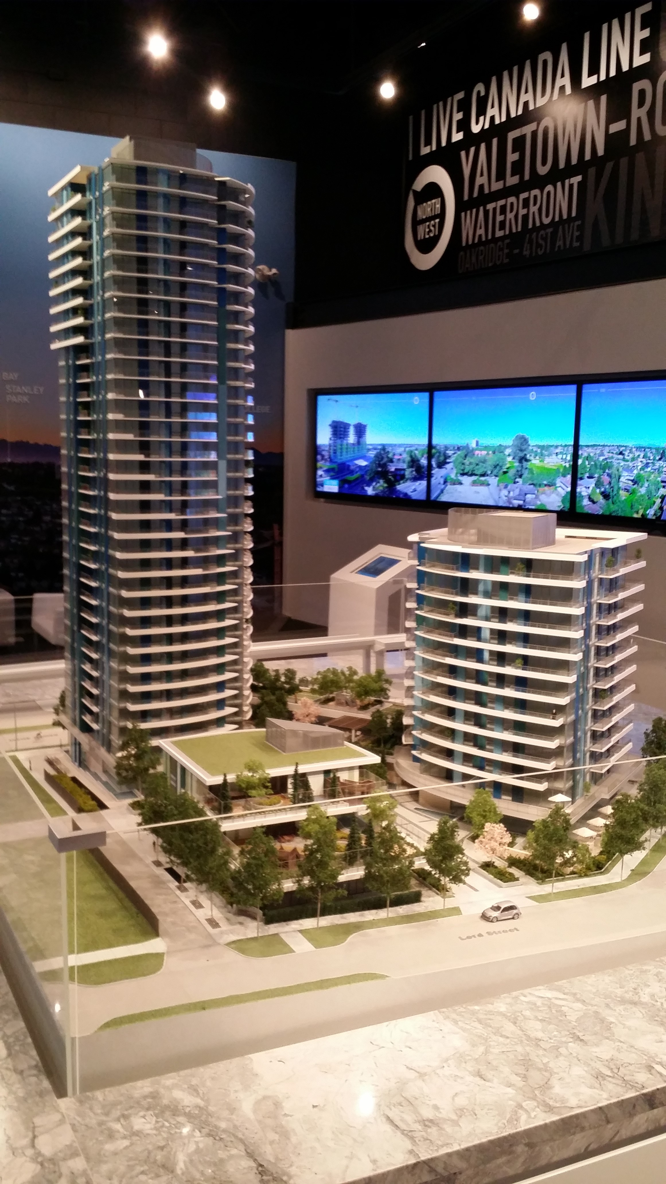 Northwest Presale Condo Display Model Courtesy Mike Stewart Realtor (1)