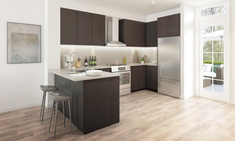 Osler Residences Kitchen