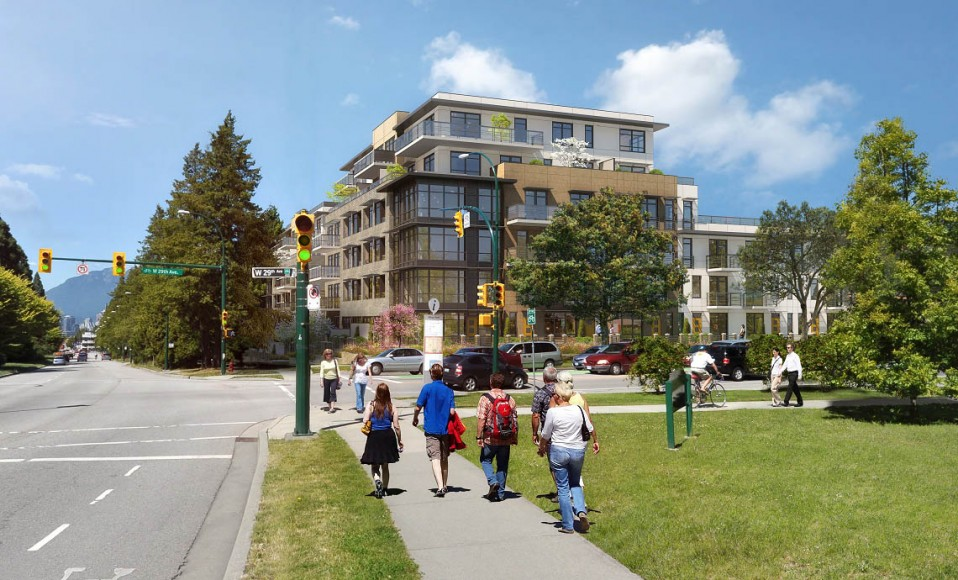 Parc Elise Rendering Mike Stewart Vancouver Presales
