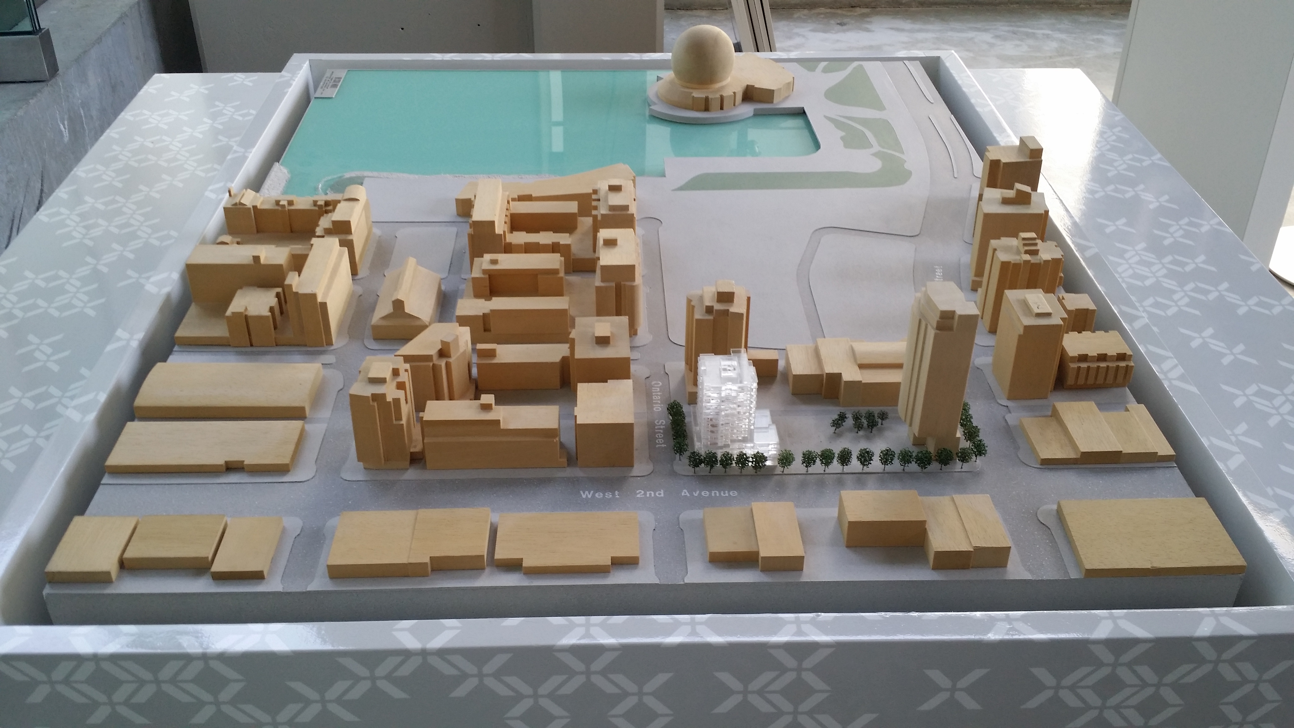 Proximity Vancouver Condo Model with Map (8)