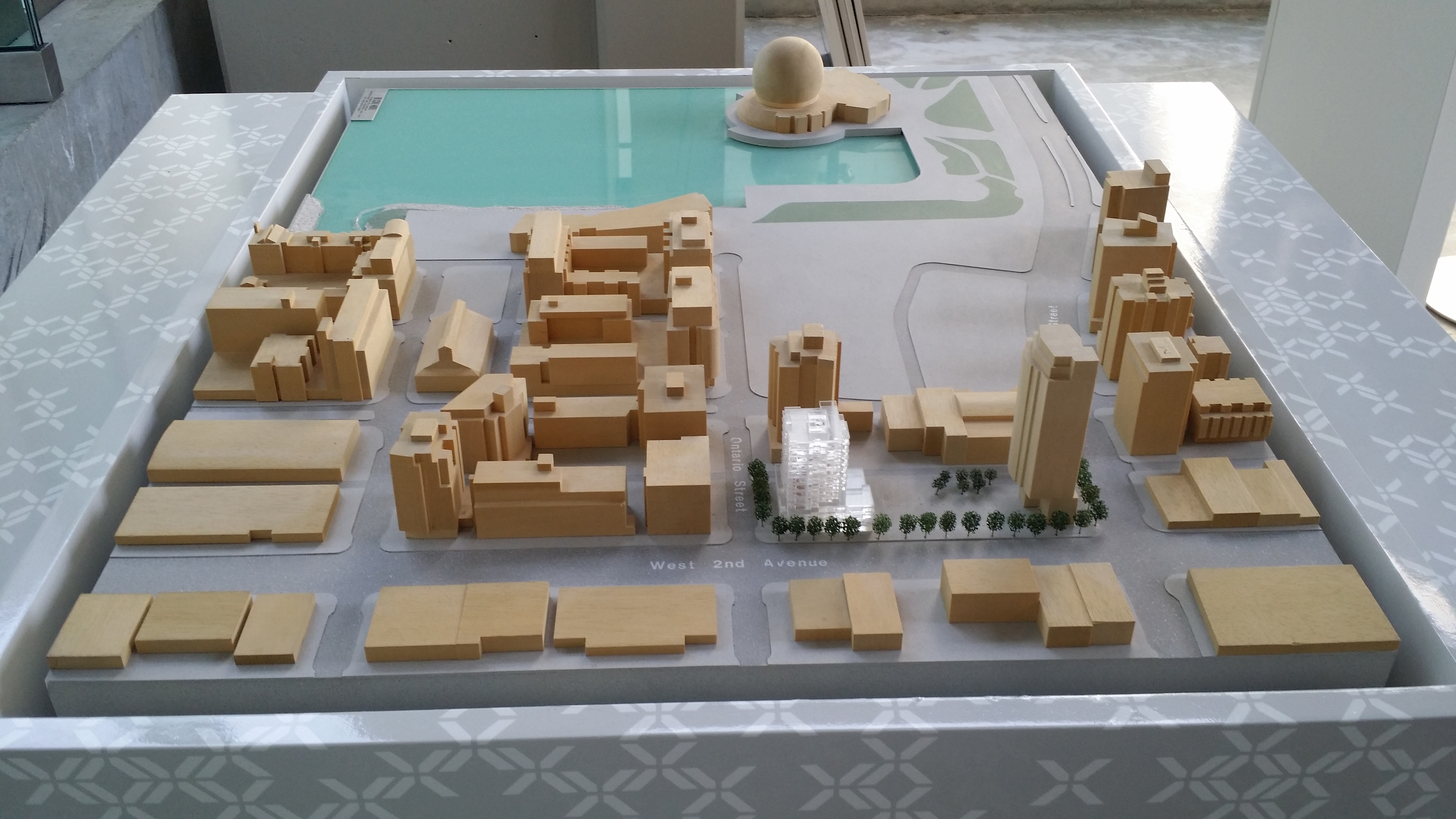 Proximity Vancouver Condo Model with Map (9)