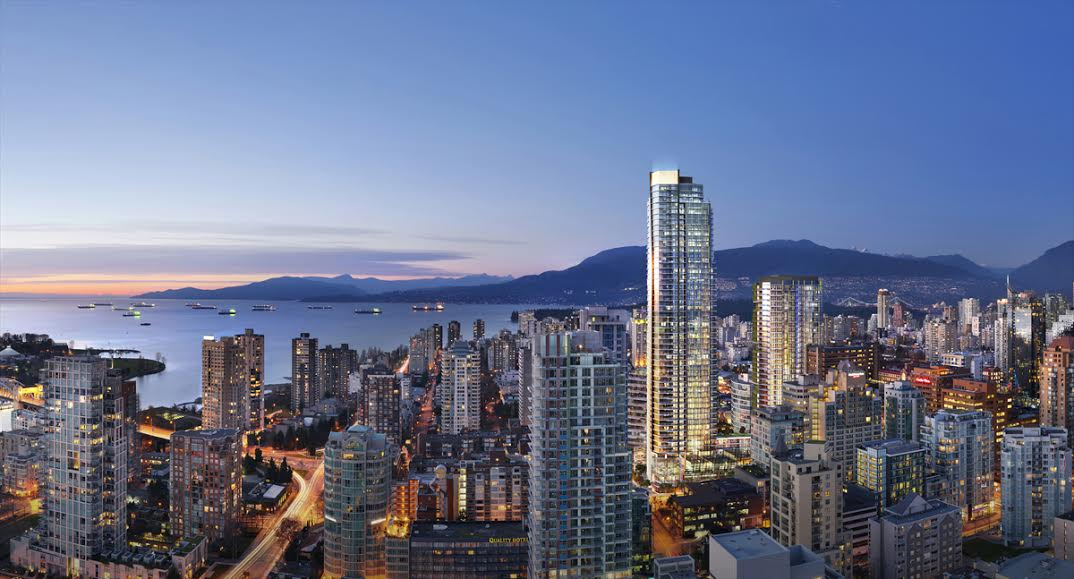 Burrard Place – A New Downtown Vancouver Presale Condo From Reliance Properties & Jim Pattison Developments Pricing & Floor Plans Available