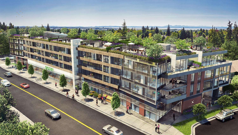Sterling Rendering Mike Stewart Vancouver Presale Condos