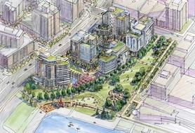 The Creek Vancouver Rendering Mike Stewart Vancouver Presales