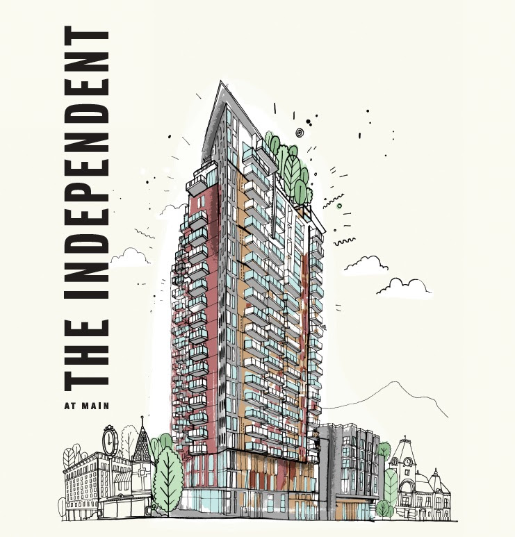The Independent At Main By Rize – A Bold New Development In The Heart Of Vancouver's Mount Pleasant