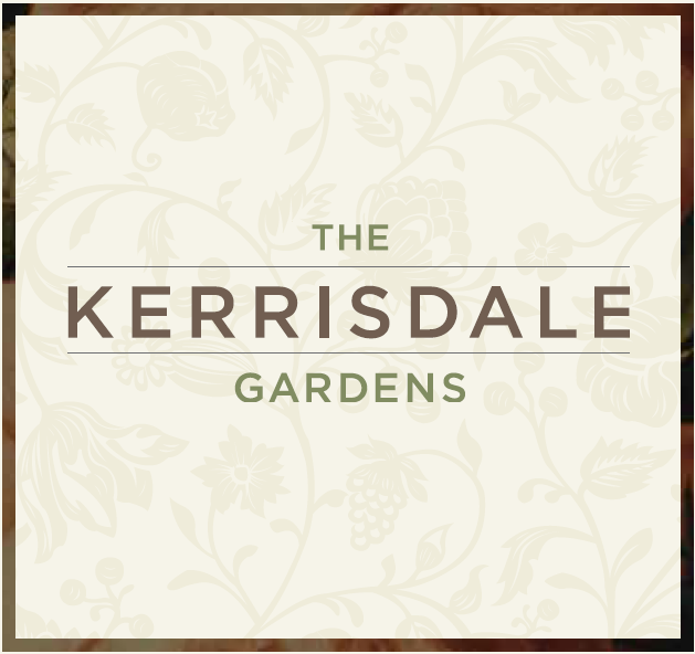 The Kerrisdale Gardens Logo Mike Stewart