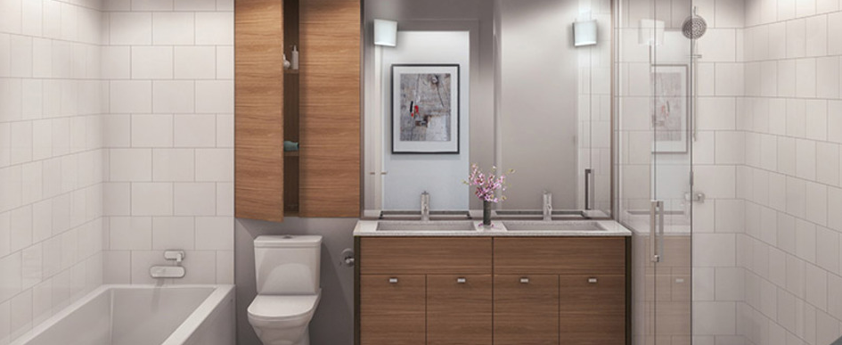 The Kerrisdale Gardens Washroom Rendering Mike Stewart