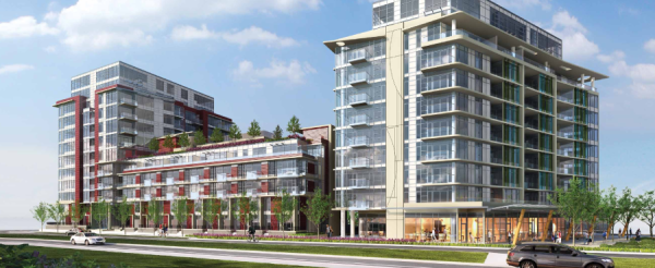 The One Presale Condo By Pinnacle In Southeast False Creek