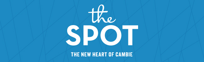 The Spot on Cambie Vancouver Logo
