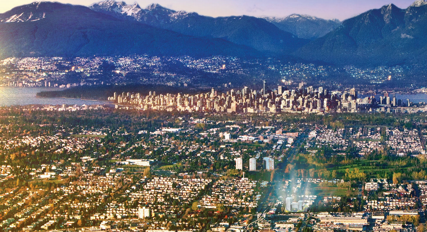 W1 Vancouver Rendering Photo Mike Stewart