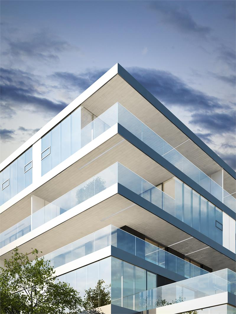 West Five Exterior 2 Rendering Mike Stewart Vancouver Presales