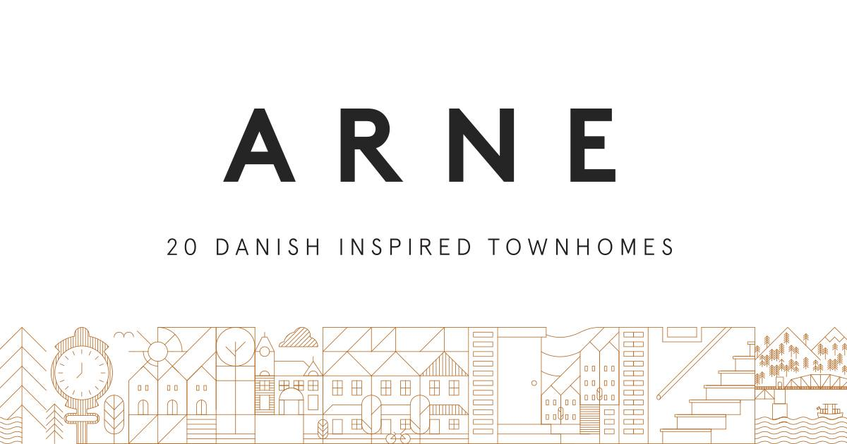 Arne banner.