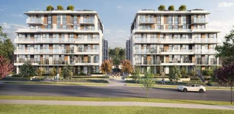 In Vancouver's Park-rich West Side, Auberry Introduces A Refined Collection Of 1-, 2- And 3-bedroom Residences To The Desirable Langara Neighbourhood.