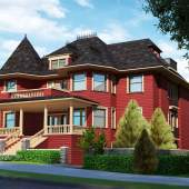 Restoration of heritage house for Brookhouse Residences in Grandview-Woodland, Vancouver.