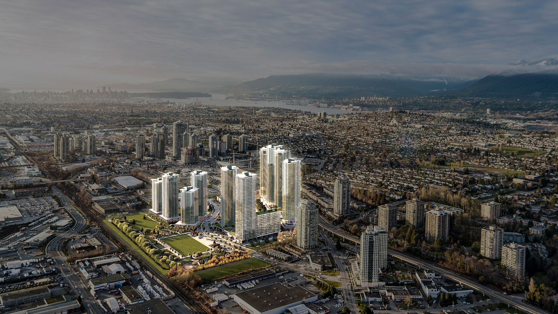 Concord Brentwood Hillside East In Burnaby – Presale Pricing & Floor Plans To Come!