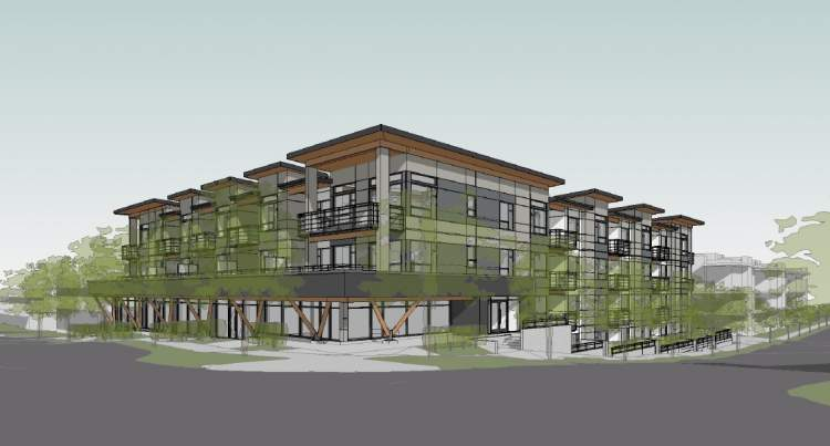 Creston is Pennyfarthing's first North Shore condominium development.