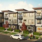 New Tri-Cities townhomes from Epix Developments selling now.