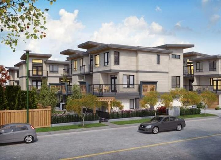 New Coquitlam townhomes by Epix Developments coming to Eagle Ridge.