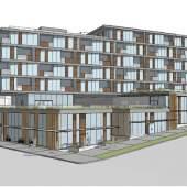A new Mount Pleasant development by Chard Development Group.