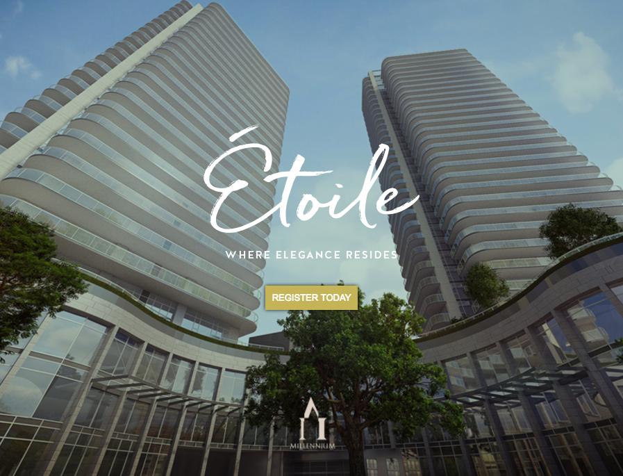 Étoile By Millennium – Availability, Plans, Pricing