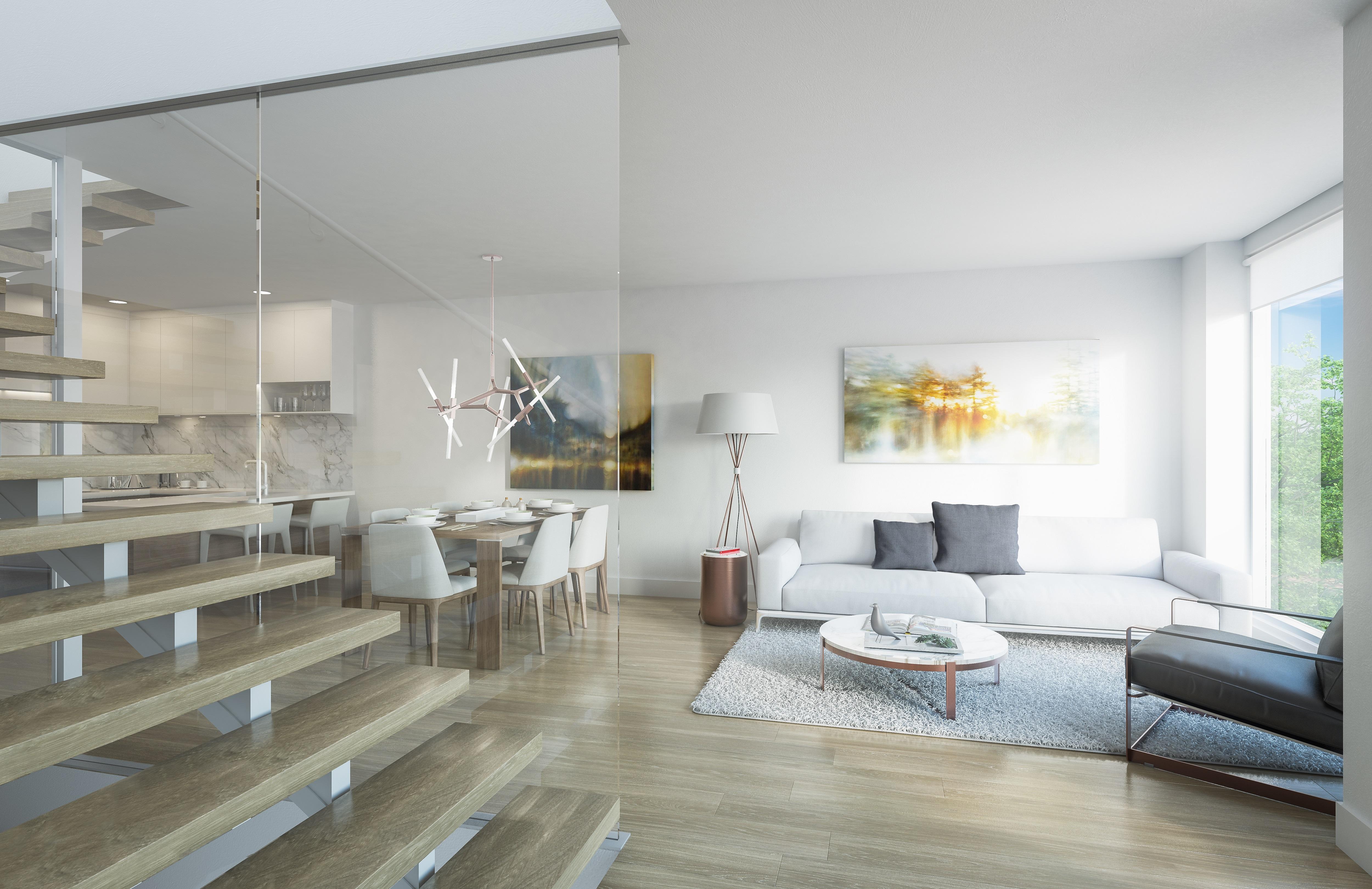 Evolv35 living room concept design by I.D. Lab.