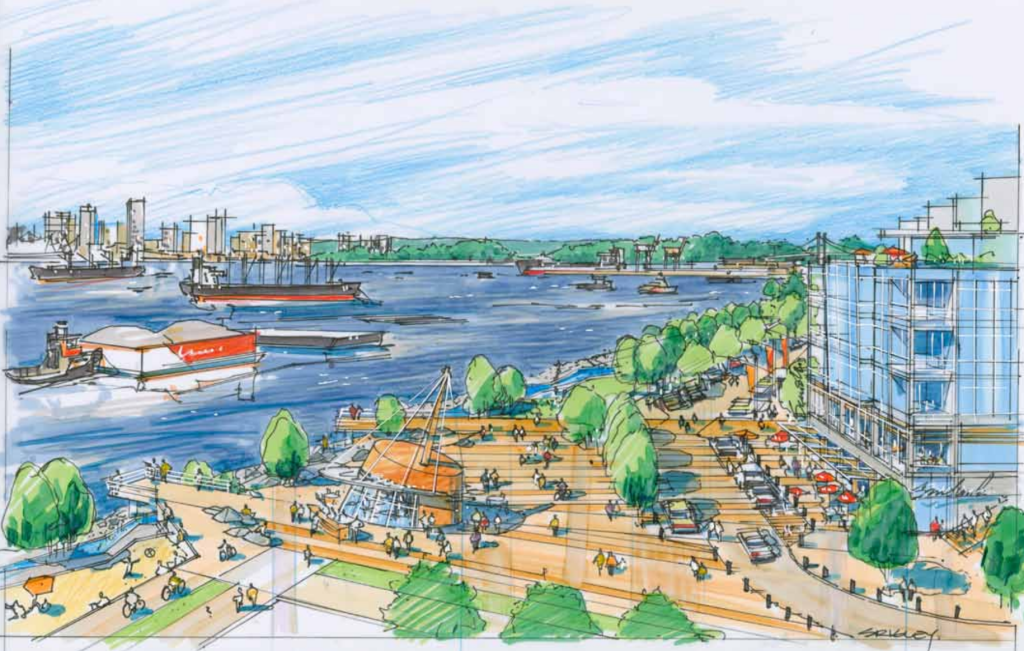 Concert's Harbourside Waterfront North Vancouver – Plans, Prices, Availability